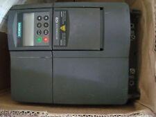 Siemens Converter 6SE6420-2UD27-5CA1 used