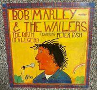 Birth of a Legend BOB MARLEY & WAILERS PETER TOSH, LP 1977, ZX 34759 - EX /  EX
