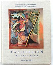 Tapisserien Tapestries KunsthausWien bilingual zweisprachig deutsch-english 2000