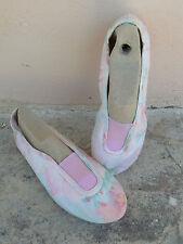 NUOVO Camomilla Nanapiù scarpe ballerine num 35