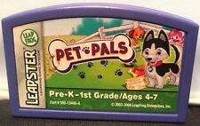 LeapFrog Leapster (PET PALS) Educational Learning Game Cartridge EUC!!!