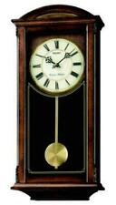 Seiko Regulator Style Wall Clock QXH030B RRP £215.00 Our Price £171.95