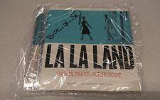 New Signed CD Justin Hurwitz La La Land Original Motion Picture Score Musical