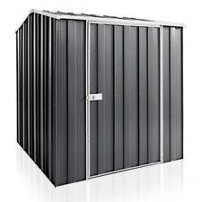 YardSaver G56 1.76m x 2.1m Single Door Colour Garden Shed