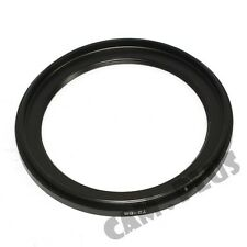 72-58mm Step-Down Metal Lens Adapter Filter Ring / 72mm Lens to 58mm Accessory