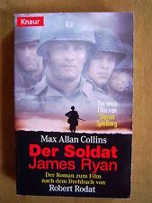 """""""Der Soldat James Ryan"""" von Max Allan Collins"""