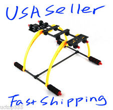 FPV Anti Vibration Yellow Multifunction Landing Skid DJI F450 F550 Quad Hexa