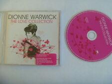 Dionne Warwick - Love Collection (2008) 20 TRK FREEPOST CD