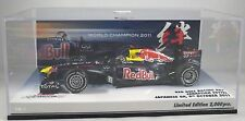 RED BULL RB7 #1 Sebastian VETTEL Japanese GP 2011 world champion MINICHAMPS 1:43