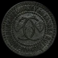 NOTGELD: 5 Pfennig. Funck 533.1. GEMEINDE TEGERNSEE-ROTTACH / BAYERN.