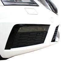 Nebelscheinwerfer Blenden Aufkleber Set Dark Grey Zubehör Styling Facelift C037