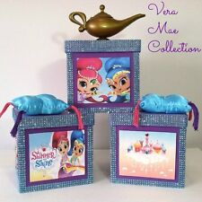 Shimmer And Shine Center Piece For A Birthday Party Or Room Decor