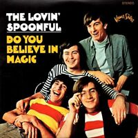NEW CD Album The Lovin' Spoonful - Do You Believe in Magic (Mini LP Card Case)