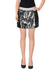 SUPERTRASH Sequined Shorts Size L Fully Lined High Waist