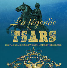 LA LEGENDE DES TSARS - CD