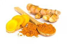Turmeric Root Powder 100% Pure Organic Curcuma Longa Haldi 50g From Thailand