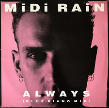 "MIDI RAIN - Always (Blue Piano Mix) (12"") (VG-/G++)"