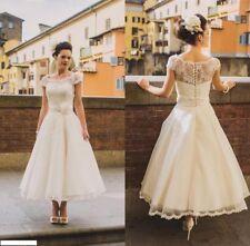 Brautkleider In Grosse 46 Ebay