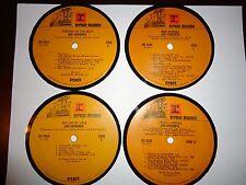 Jimi Hendrix - Record Album Coaster Set