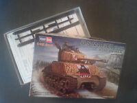 Maquette CHAR US M4A3E8 TANK KOREAN WAR HOBBY BOSS 1/48  ref. 84804