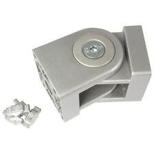 Gelenk 45x45 Nut -/8/10 Aluminium Druckguss alufarbig lackiert