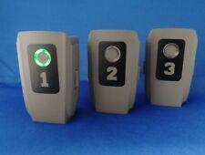 DJI MAVIC 2 PRO ZOOM BATTERY STICKER SET | MULTIPLE COLOUR OPTIONS