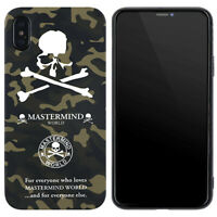 Green Camo Mastermind JAPAN World Phone Cover Case For iPhone 11 Pro Max X XR SE