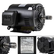 75 Hp 3 Phase Electric Motor Air Compressor Duty 2135t Frame 1770 Rpm 3ph Weg
