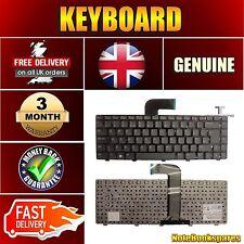 DELL VOSTRO 1550 3350 UK English Laptop Keyboard Black