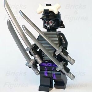 New Ninjago LEGO® Lord Garmadon Legacy Evil Ninja Minifigure 70664 70679