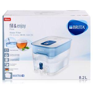 BRITA Flow Optimax Wasserfilter 8.2 L inkl. 1x Maxtra+ Kartusche