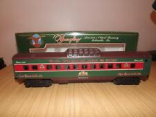 Ab308: Lionel O Gauge K4598 - 1829 Yuengling Lord Chesterfield Ale - Visa Dome