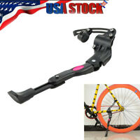 Bicycle Bike Children Side Stand Kickstand Support Foot Accessory Bicycle W0O9