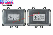 2X XENON BALLASTS HID CONTROL UNIT MODULE FOR 2007-2013 CADILLAC ESCALADE NEW