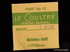 Jaeger LeCoultre Balance Staff Cal.460 490-90L Part #13 723