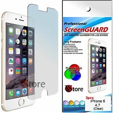3 Pellicola Per iPhone 6 Proteggi Salva Schermo Display 4.7 Pellicole Protector