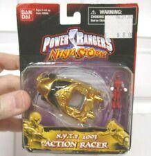 POWER RANGERS New York Toy Fair 2003 Figure Exclusive SEALED Bandai