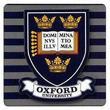 Oxford University Official Licensed Stripe Wooden Fridge Magnet