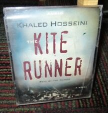 THE KITE RUNNER 5-DISC CD AUDIOBOOK BY KHALED HOSSEINI, STORY HOPE & REDEMPTION