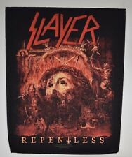 Slayer-repentless-Back Patch - 30 CM x 36,3 cm - 164684