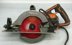 Ridgid R32104 THRUCOOL 15 Amp 7-1/4 in. Worm Drive Circular Saw, F