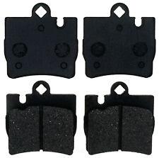 Disc Brake Pad Set-Semi Metallic Disc Brake Pad Rear ACDelco Pro Brakes 17D848M