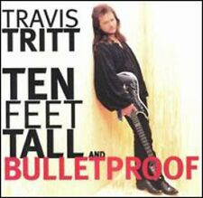 Travis Tritt - Ten Feet Tall & Bulletproof [New CD] Manufactured On Demand