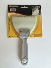 Espatula limpiadora para bandejas hornos vitroceramicas limpia sin rayar