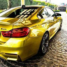 30X152CM Auto Möbel Folie Perlmutt Gold Klebefolie Selbstklebend Metallic Perl