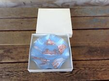 Vintage November 1977 Citizens Bank of Oregon Promotional Candy Dish in Box