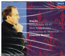 Haydn: Symphonies (Sssinfonie) No. 82-87 / Charles Dutoit - CD Decca