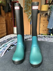 Mens HUNTER Wellington Boots