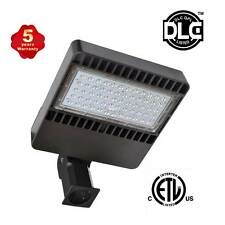 100W LED Pole Light fixture energy efficient parking lot outdoor playground