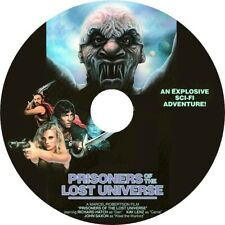 Prisoners of the Lost Universe (1983 Tv Sci-Fi film) Mod Dvd disc only